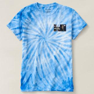 Camiseta T da Laço-Tintura da sociedade da preservação do