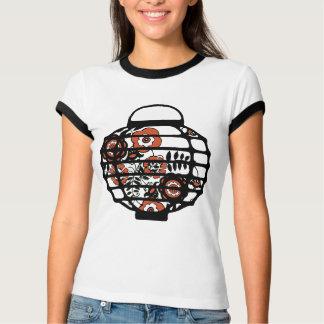 Camiseta T da lanterna
