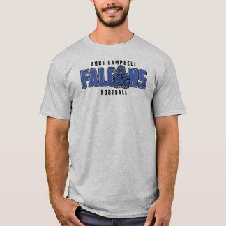 Camiseta T da luz da redenção dos Falcons de Fort Campbell