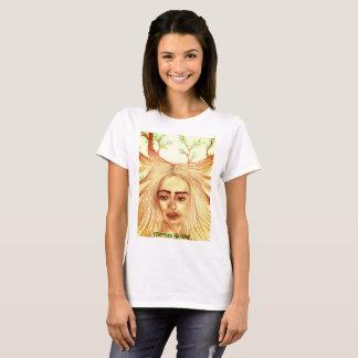 Camiseta T da mãe Natureza