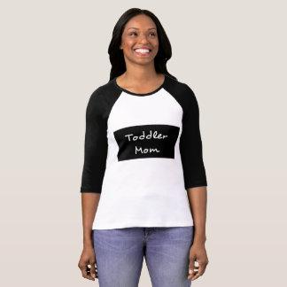 Camiseta T da mamã da criança