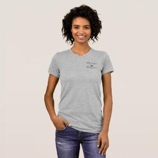 Camiseta T da oração do submarinista