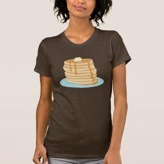 Camiseta T da panqueca para mim