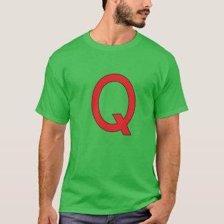 Camiseta T da reminiscência dos desenhos animados de Doug: