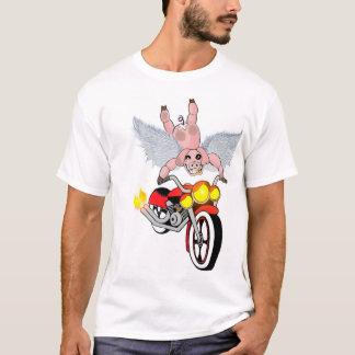 Camiseta T da semana da bicicleta