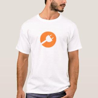 Camiseta T da tomada de RenoGeek