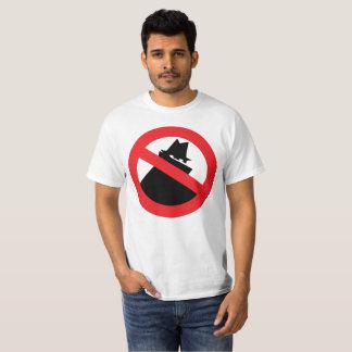 Camiseta T da vigilância de bairro