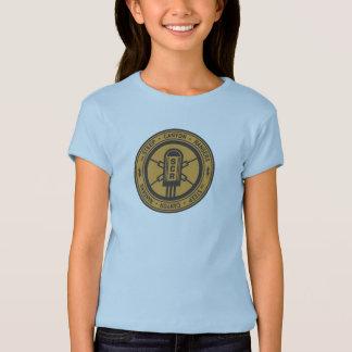 Camiseta T das meninas do SCR