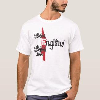 Camiseta T de 3 leões