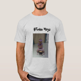 Camiseta T de Amaya Anthony