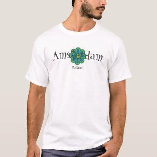 Camiseta T de Amsterdão