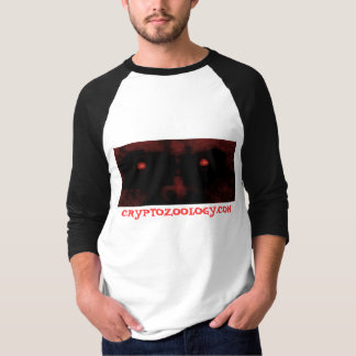 "Camiseta T de Bigfoot ""Eyeshine"""