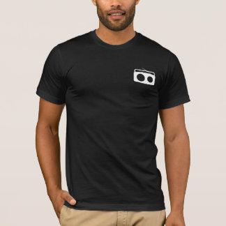 Camiseta T de BumeBox em Boombox (branco no bolso)