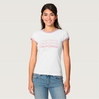 Camiseta T de CALIFÓRNIA