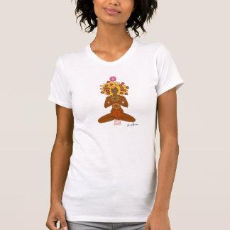 Camiseta T de Chakra Khan