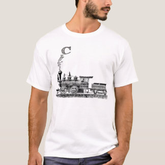 Camiseta T de Choo Choo