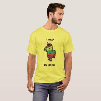 Camiseta T de Cinco De Mayo Piñata