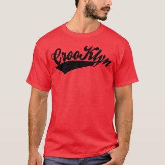 CAMISETA T DE CROOKLYN (RED/BLACK)