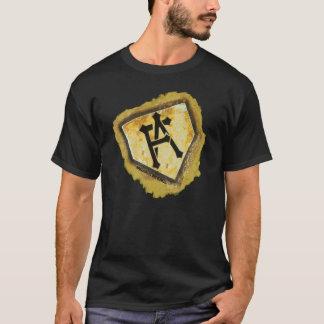 Camiseta T de Diry Homeplate dos patos selvagens