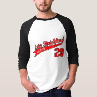 Camiseta T de Eric Strickland Basebal