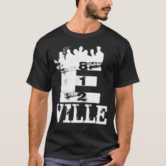 Camiseta T de Evansville (E-Ville) Indiana