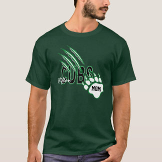 Camiseta T de futebol de Clifton Cubs