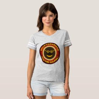 Camiseta T de futebol de Ecliptomaniacs