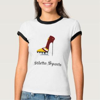 Camiseta T de futebol de Washington