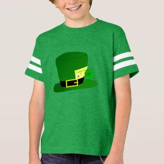 Camiseta T de futebol do Jr. de Fashionister do dia de St