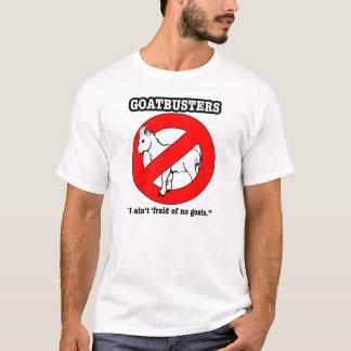 Camiseta T de GOATBUSTERS