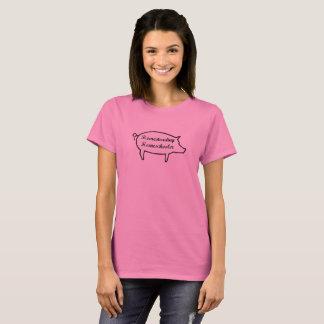 Camiseta T de Homesteading Homeschooler