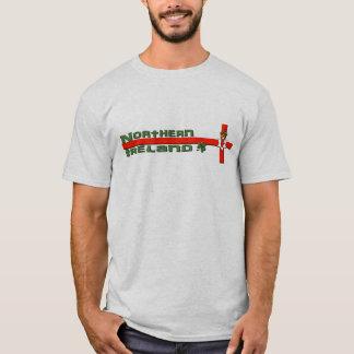 Camiseta T de Irlanda do Norte