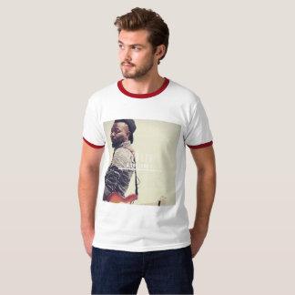 Camiseta T de Jerryd da guitarra baixa
