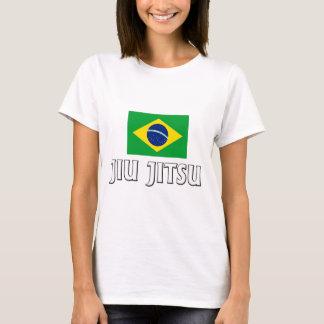 Camiseta T de Jiu Jitsu do brasileiro