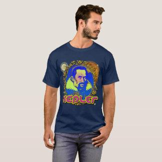 Camiseta T de Johannes Kepler