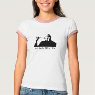 Camiseta T de Karl Barth