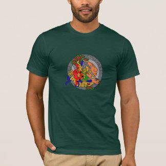 Camiseta T de Kukulkan