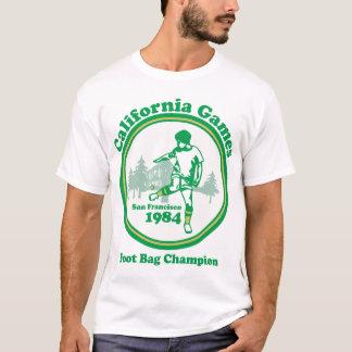 Camiseta T de Melang dos jogos de Califórnia