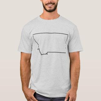 Camiseta T de Montana
