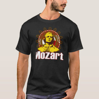 Camiseta T de Mozart