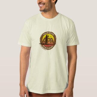 Camiseta T de Orgainc Tourguide