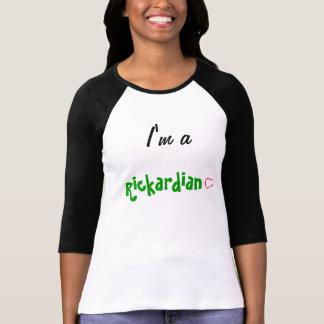 Camiseta T de Rickardian