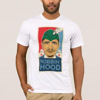 Camiseta T de Robin Hood da capa de Barack Obama!