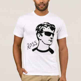 Camiseta T de Rockstar - branco