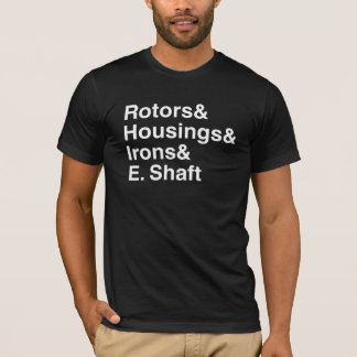 Camiseta T de Rotors&