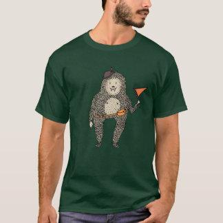 Camiseta T de Sasquatch
