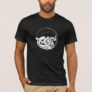 Camiseta T de segunda-feira da pesca com mosca