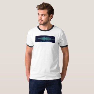 Camiseta T de Soundwave do Leviathan (homens)