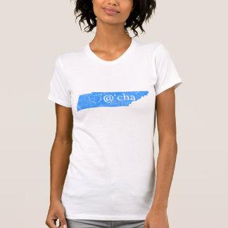 Camiseta T de Tennessee do Appalachia das mulheres