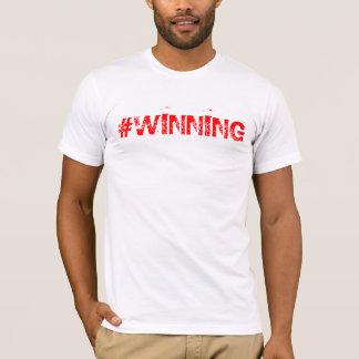 """Camiseta T """"de vencimento"""" do mistura-Tag"""